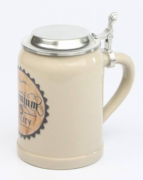 Vintage-Bierkrug-Premium-Crown-ZD-2