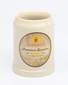 Vintage-Bierkrug-Premium-Gasoline-1