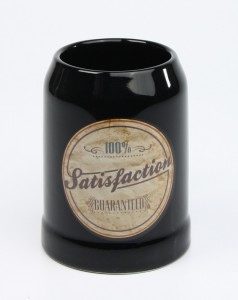 Vintage-Bierkrug-Satisfaction-black-1