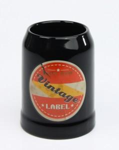 Vintage-Bierkrug-Vintage-Label-schwarz-1