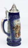 Brauereigespann 1,0l blau, Spitzdeckel_3