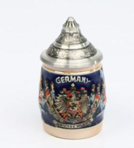 Souvenir Germany klein bunt, Spitzdeckel_2