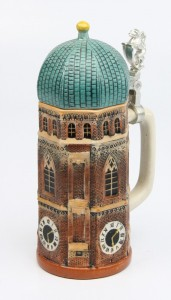 Liebfrauenkirche 0,5l, Keramikdeckel