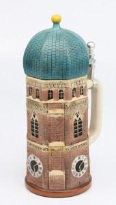 Liebfrauenkirche 1,0l, Keramikdeckel