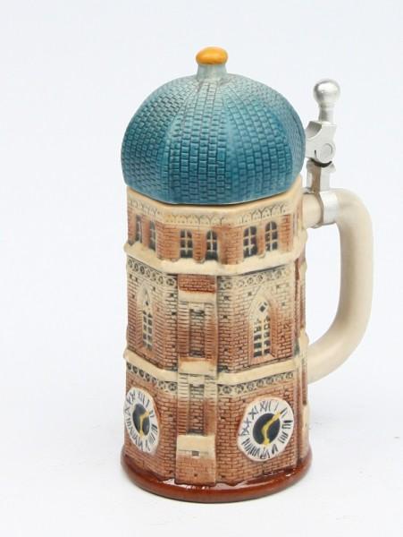 Liebfrauenkirche Mini, Keramikdeckel