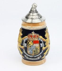 Souvenir Bayern groß bunt, Spitzdeckel_2