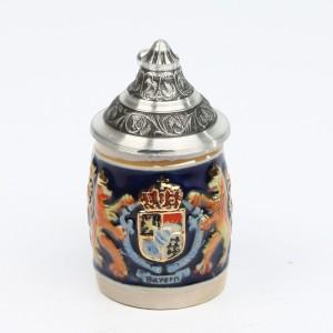 Souvenir Bayern klein bunt, Spitzdeckel_2