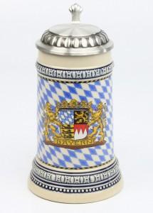 Euler grau 0,5l, Bayernstrukturrauten_2
