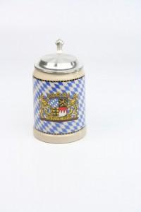 Kannenbäcker 0,5l, Bayernstrukturrauten, Flachdeckel_2