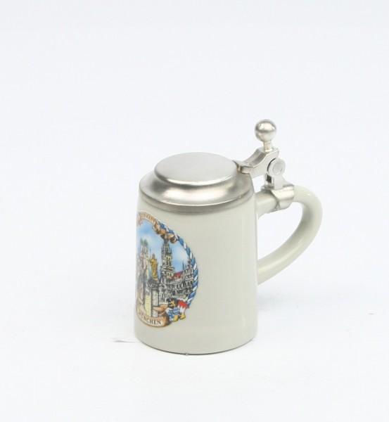 Mini Kannebäcker, Souvenirbild, Flachdeckel
