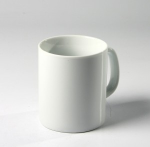 Tasse Cambridge weiß 31 cl