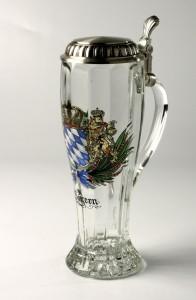 Wörthersee 0,5l, Bayernlöwen, Schrift Bayern