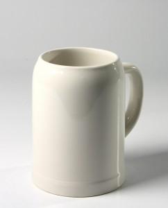 Zugspitz 0,5l, weiß