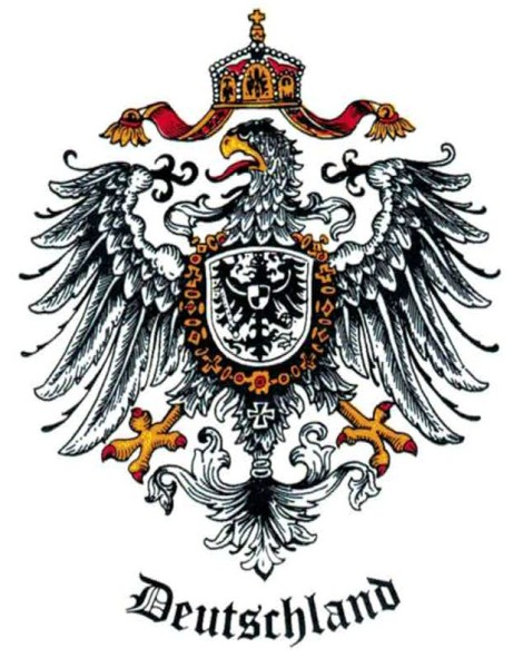 Deuitschland Adler
