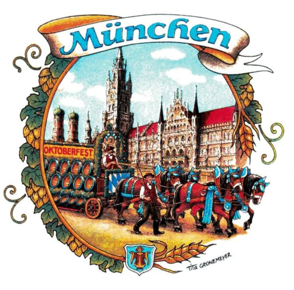 München Rathausgespann