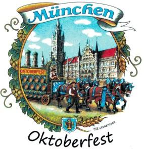 München Rathausgespann Schrift