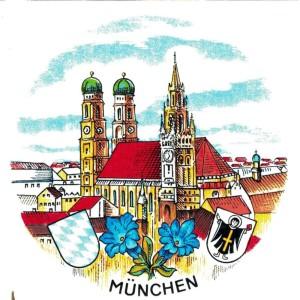 PA  München Liebfrauenkirche