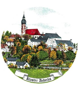 PA  Kloster Andechs