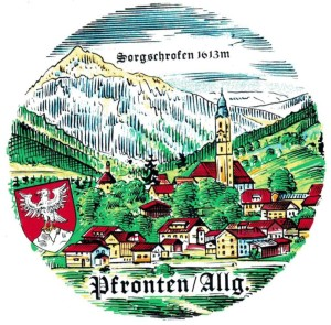 PA  Pfronten/Allgäu