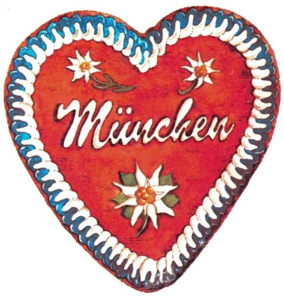 PA Lebkuchenherz München