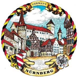 Nürnberg Kaiserburg