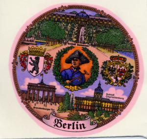 Berlin  -  Alter Fritz