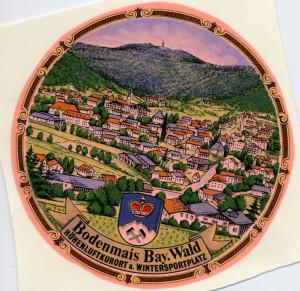 Bodenmais  Bayr. Wald