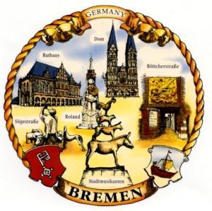 Bremen Kombi  Kordelrand