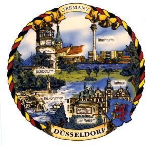 Düsseldorf Kombi  Kordelrand
