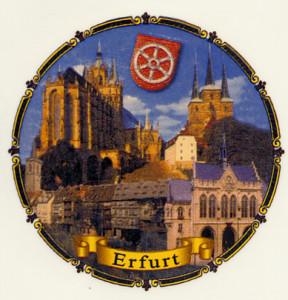 Erfurt  Kordelrand