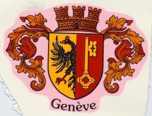 Geneve Schweiz  Wappen