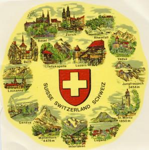 Schweiz  Kantone  rund
