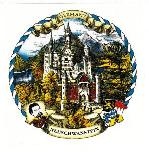 Neuschwanstein  Königsschloss