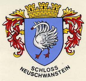 Neuschwanstein Wappen