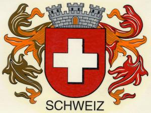 Schweiz  Wappen