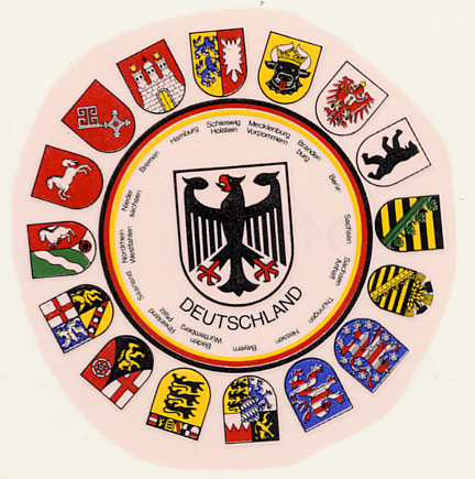 Wappenkranz Deutschland