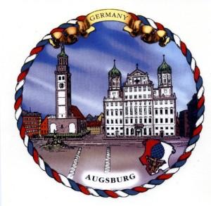 Augsburg Ansicht