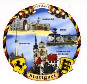 Stuttgart Kombi  Kordelrand