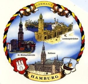 Hamburg Kombi Kordelrand