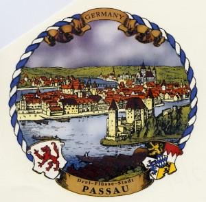 Passau  Kordelrand