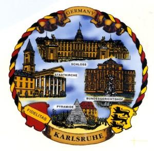 Karlsruhe Kombi Kordelrand