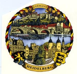 Heidelberg Kombi Kordelrand