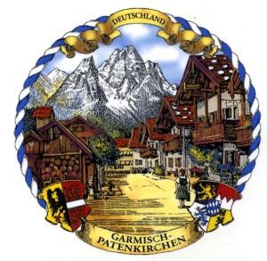 Garmisch Partenkirchen Kordelrand