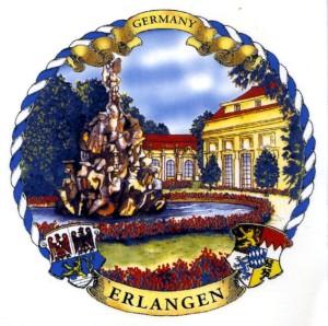 Erlangen Kordelrand