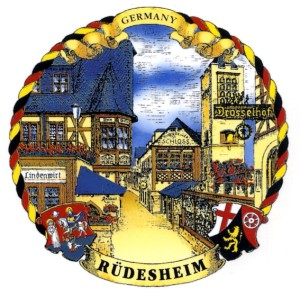 Rüdesheim Kordelrand