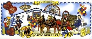 Oktoberfest eckig