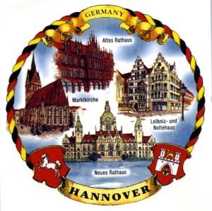 Hannover Kordelrand