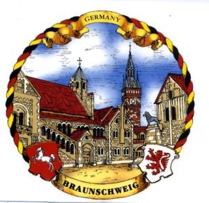 Braunschweig  Kordelrand